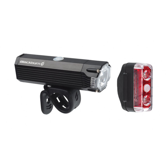 Blackburn Dayblazer 800 Front and 65 Rear Bike Light Set