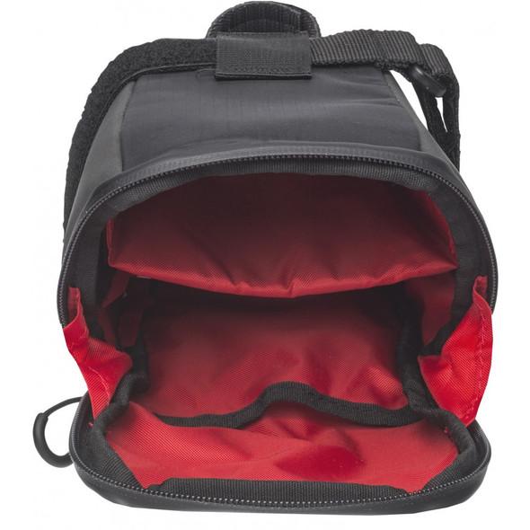 Blackburn Grid Large Seat Bag - Inside