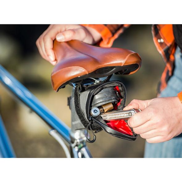 Blackburn Grid Small Seat Bag - On Bike