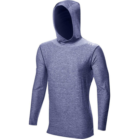 TYR Men's Visto Hoodie Rash Guard