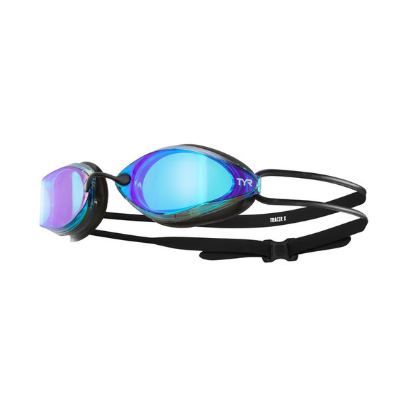 TYR Tracer X Racing Mirrored Goggle