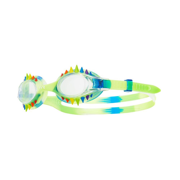 TYR Kids Swimple Tie Dye Spikes Goggle
