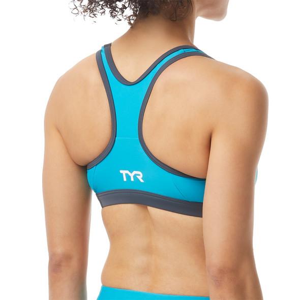 TYR Women's Competitor Racerback Tri Bra - Back