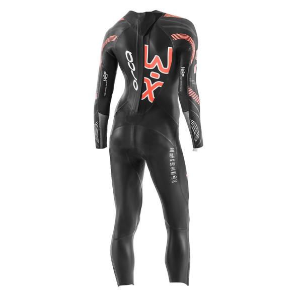 Orca Women's 3.8 Wetsuit - Back