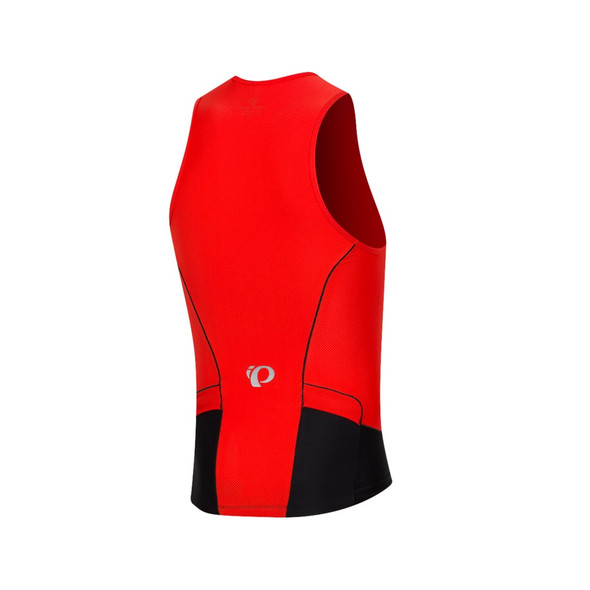 Pearl Izumi Men's Elite Pursuit Tri Singlet - Back