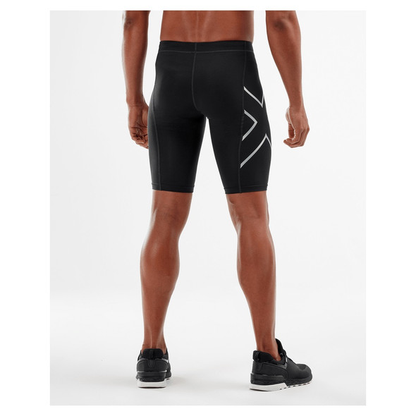 2XU Men's Core Compression Shorts - Back