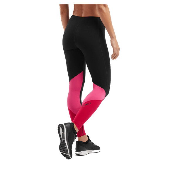 2XU Women's Fitness Stride Compression Tights - Back
