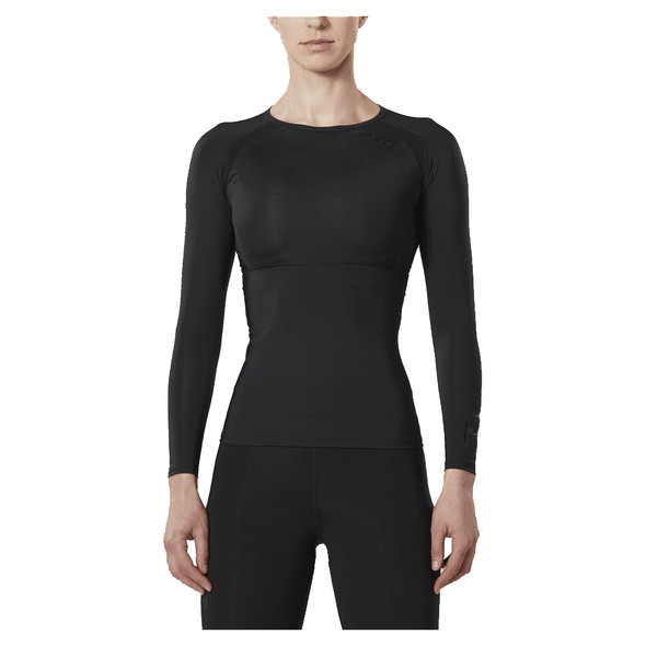 2XU Women's Refresh Recovery Long Sleeve Compression Top