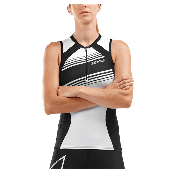 2XU Women's Compression Tri Singlet
