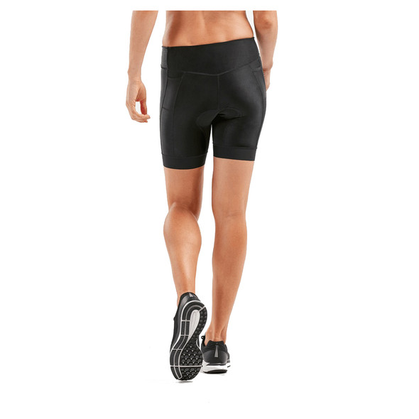 "2XU Women's Perform 7"" Tri Short - Back"