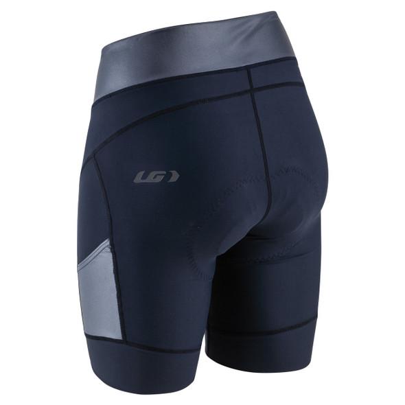"Louis Garneau Women's Neo Power Motion 7"" Bike Shorts - Back"