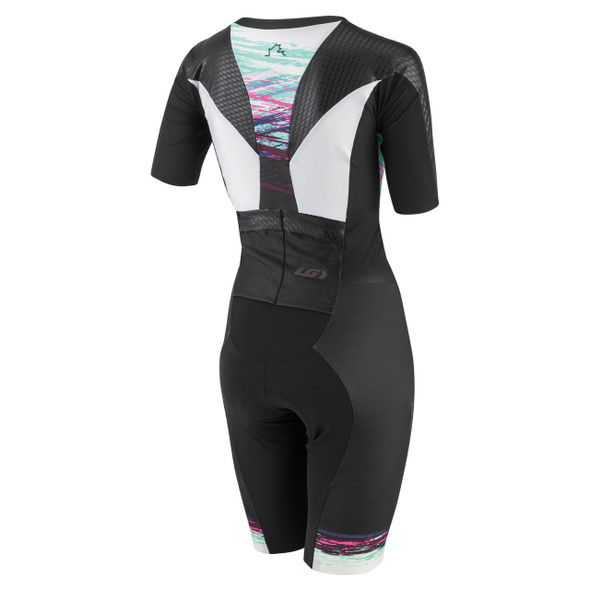 Louis Garneau Women's Tri Course LGneer Tri Suit - Back