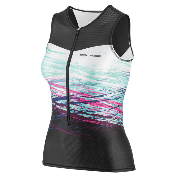 Louis Garneau Women's Course Vector Sleeveless Tri Top