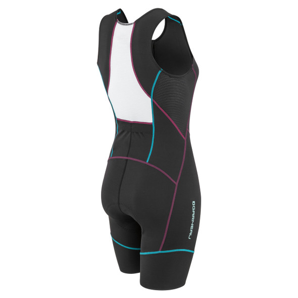 Louis Garneau Women's Comp Tri Suit - Back