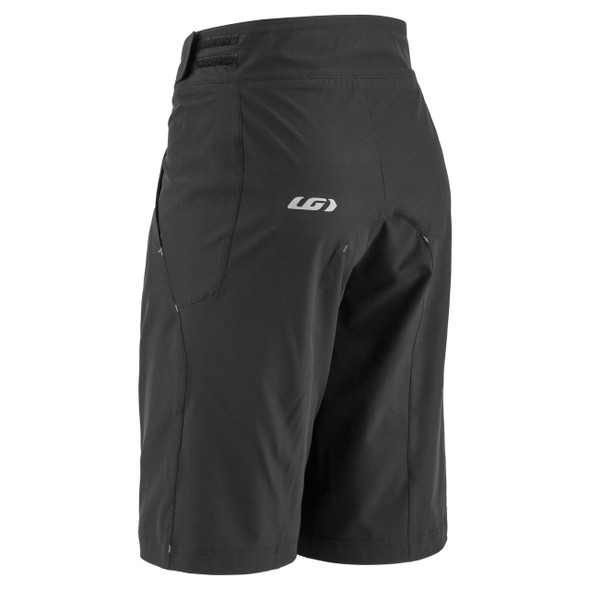 Louis Garneau Men's Leeway Mountain Bike Shorts - Back