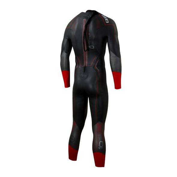 Zone3 Men's Aspire Wetsuit - Back