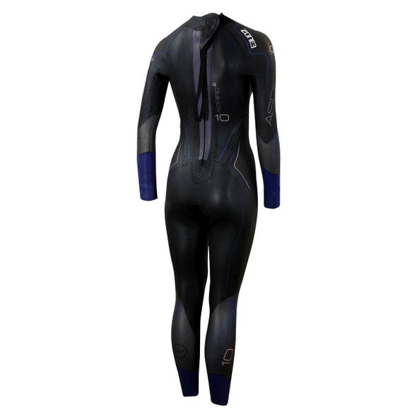 Zone3 Women's Aspire Wetsuit - Back