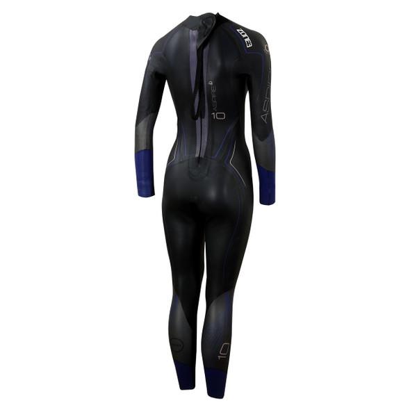 Zone3 Women's Aspire Wetsuit - Back