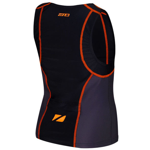 Zone3 Kid's Tri Top - Back