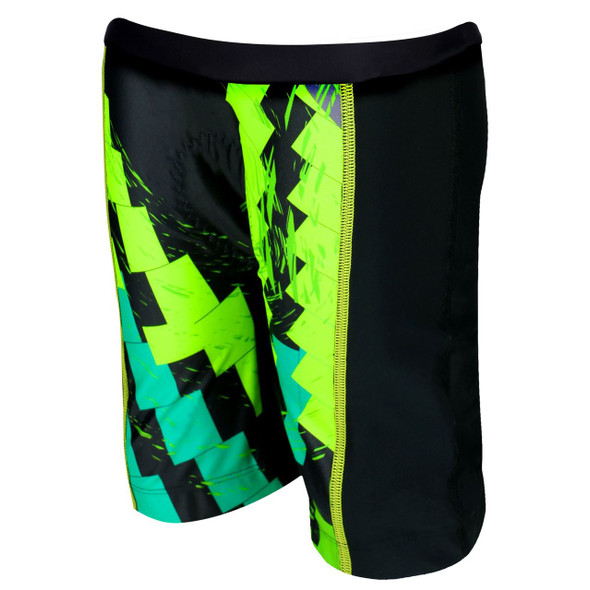 Zone3 Kid's Digital Print Tri Short