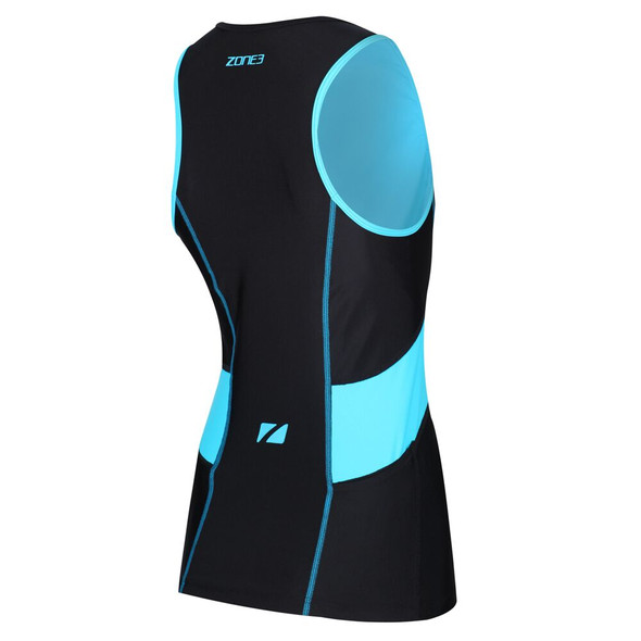 Zone3 Women's Activate Tri Top - Back