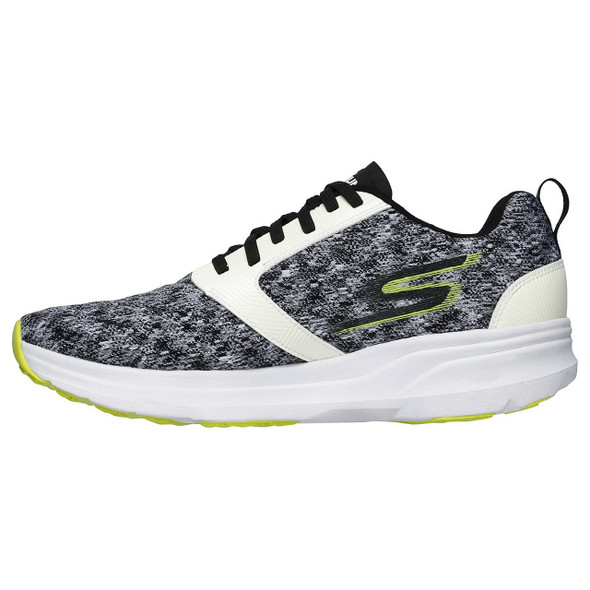 Skechers Men's GOrun Ride 7 Night Owl High Visibility Shoe - In-step