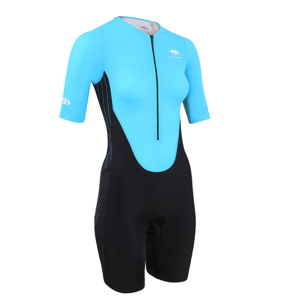 Blue Seventy Women's TX2000 Short Sleeve Tri Suit