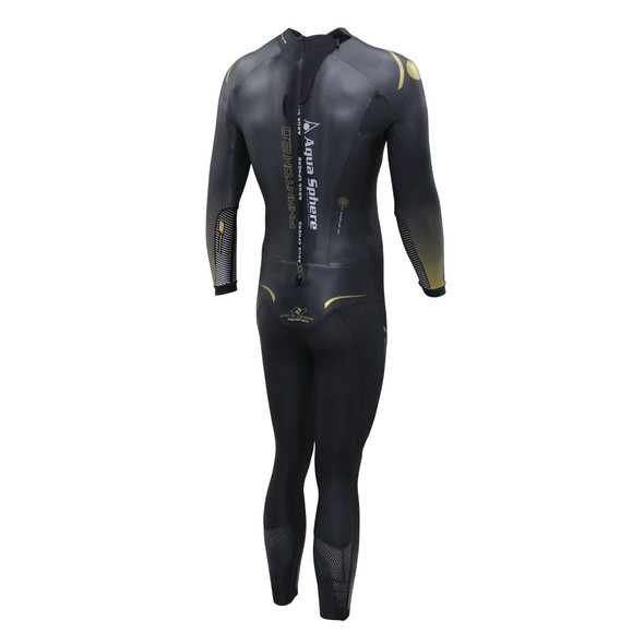 Aqua Sphere Men's Phantom 2.0 Wetsuit - Back