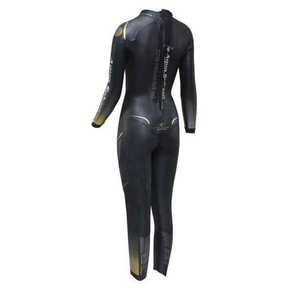 Aqua Sphere Women's Phantom 2.0 Wetsuit - Back