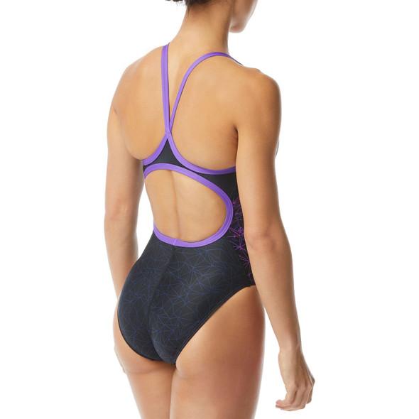 TYR Women's Orion Diamondfit Swimsuit - Back