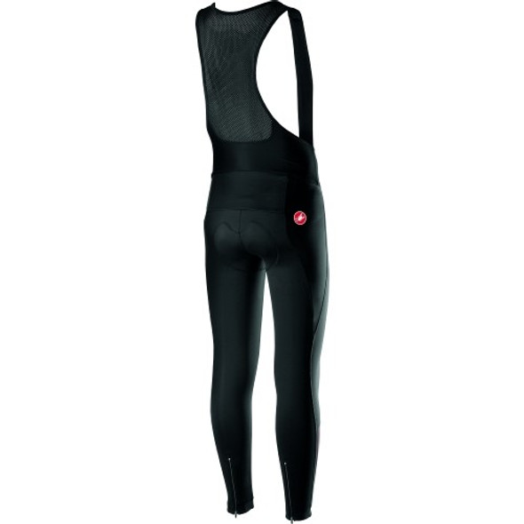 Castelli Men's Meno + Wind Bibtight - Back