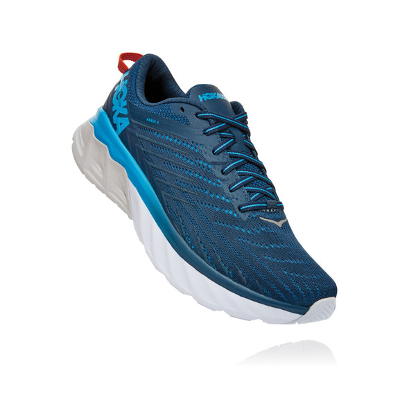 Hoka One One Men's Arahi 4 Wide Stability Shoe