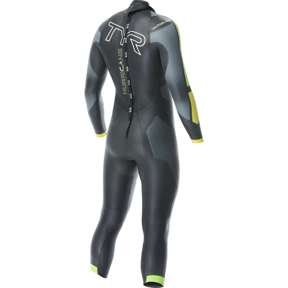 TYR Men's Hurricane CAT-5 Wetsuit - Back