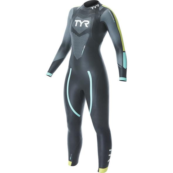 TYR Women's Hurricane Cat-2 Wetsuit