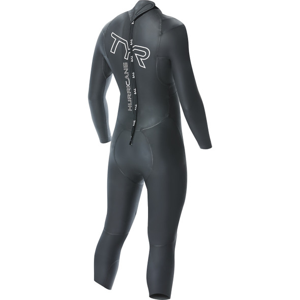 TYR Men's Hurricane Cat-1 Wetsuit - Back