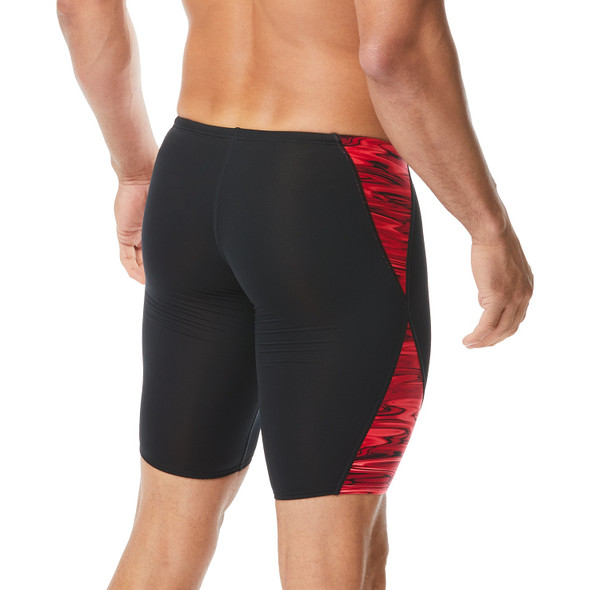 TYR Men's Hydra Blade Swim Jammer - Back