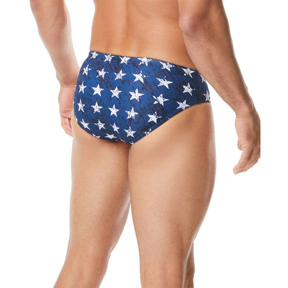 TYR Men's Star Spangled Racer - Back