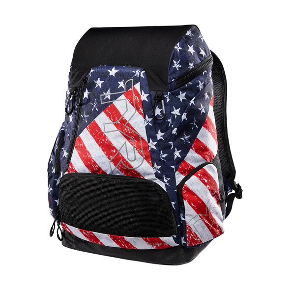 TYR Alliance 45L Star Spangled Print Backpack