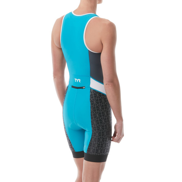 TYR Women's Competitor Tri Suit - Back