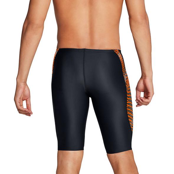 Speedo Men's Coded Riff Swim Jammer - Back