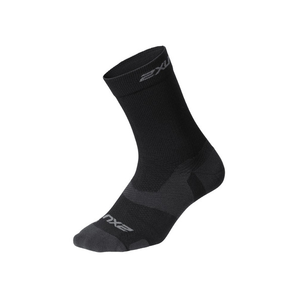 2XU Vectr Light Cushion Crew Socks