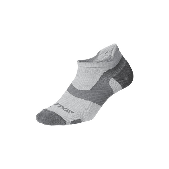 2XU Vectr Merino Light Cushion No-Show Socks