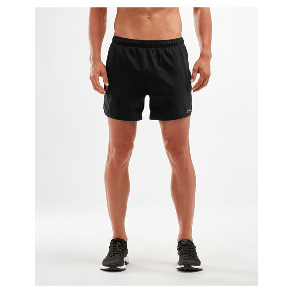 "2XU Men's XVENT 5"" Run Short with Brief"