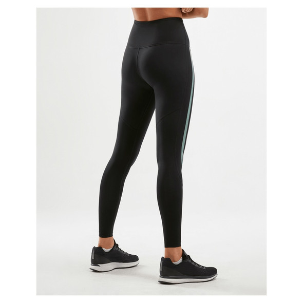 2XU Women's Hi-Rise Compression Tights - Back