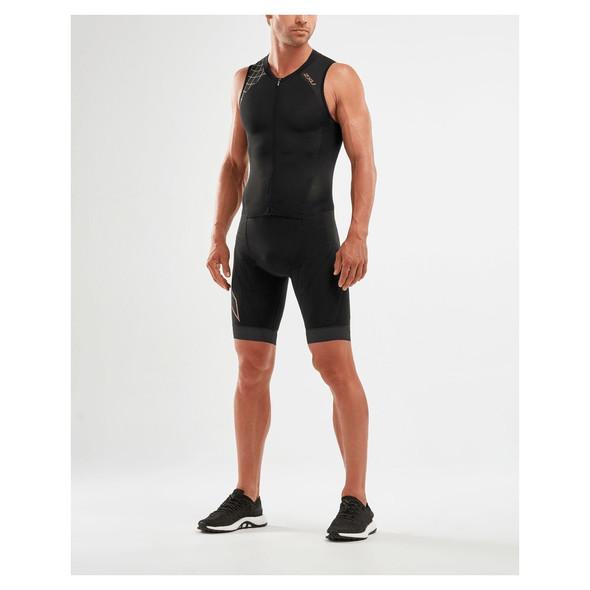 2XU Men's Compression Full Zip Trisuit
