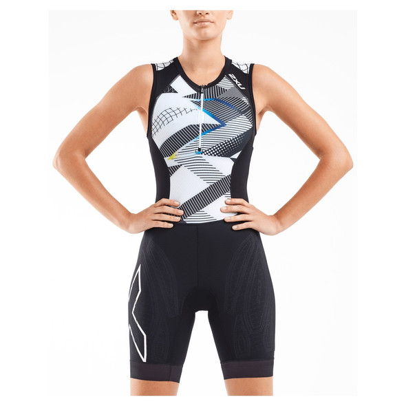 2XU Women's Compression Tri Suit