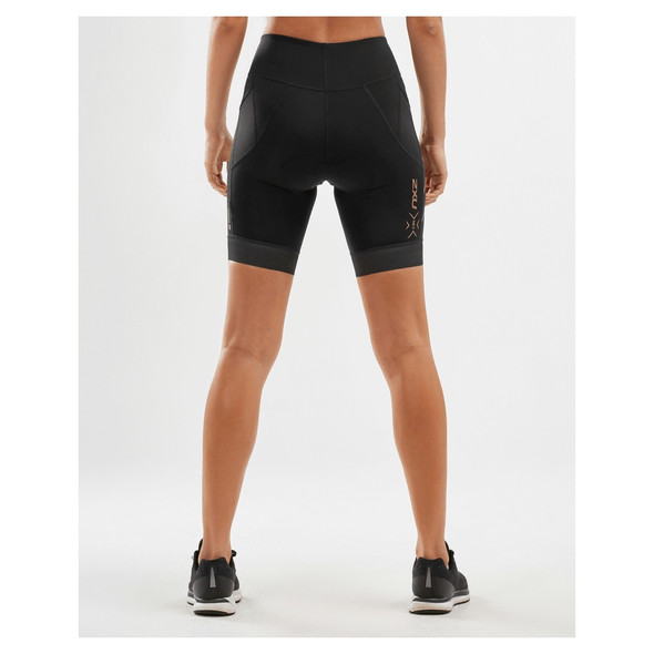 2XU Women's Compression Tri Short - Back