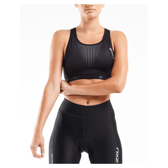 2XU Women's Perform Crop Tri Top