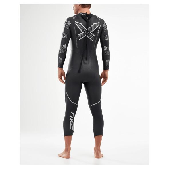 2XU Men's P:2 Propel Wetsuit - Back