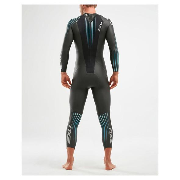 2XU Men's P:1 Propel Wetsuit - Back